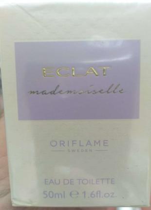 Туалетная вода Oriflame Eclat Mademoiselle,50 ml