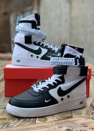 Nike air force special field white, мужские высокие кроссовки ...