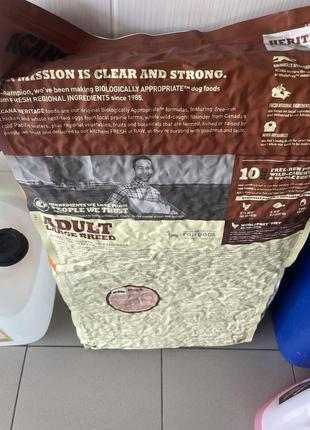 Acana ADULT LARGE BREED 17кг - корм для собак крупных пород