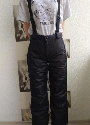 Полукомбинизон, комбинизон, лижные штаны, бренд