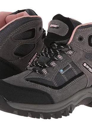 ОРИГИНАЛ!Зимние ботинки hi-tec hillside low dry tec waterproof