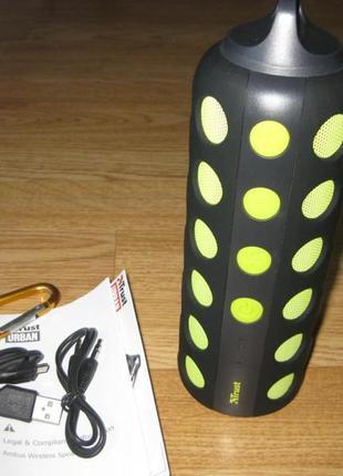 Колонка Беспроводная Trust Ambus Outdoor Bluetooth Speaker Grey