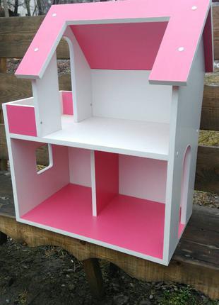 Ляльковий будиночок (двухэтажный домик для кукол Барби, лол).