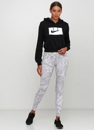 Лосины леггинсы nike womens all-in lux tights оригинал! - 25%