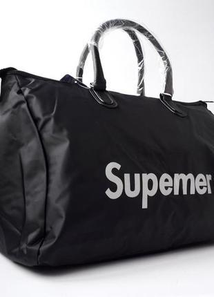 Вместительная дорожная сумка, женская сумка, саквояж, выходная...
