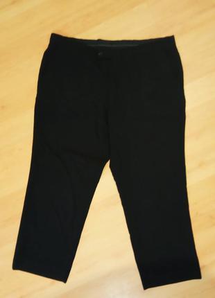 Удобные черные штаны