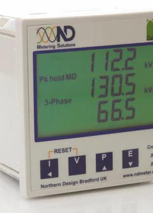 ND Metering Solutions - Cube 400 with Modbus & Harmonics