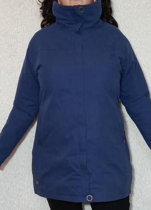 Шикарная удлиненная куртка