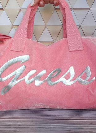 Спортивная сумка guess гесс