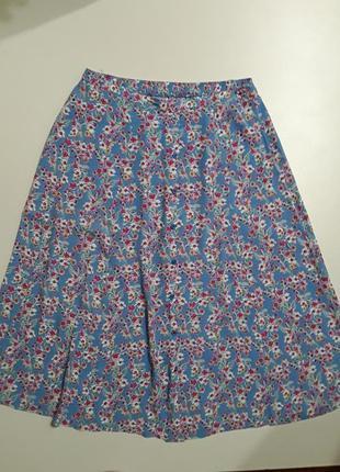 Фирменая легкая юбка