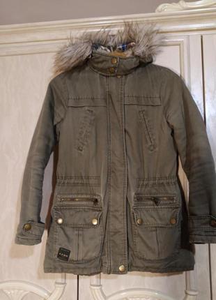Парка/осення куртка