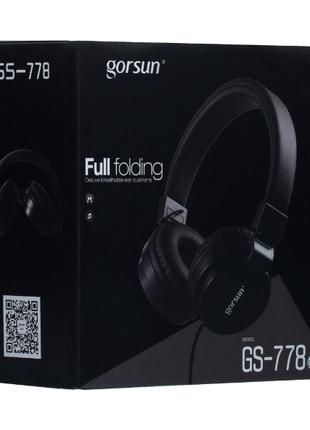 Навушники Gorsun GS-778