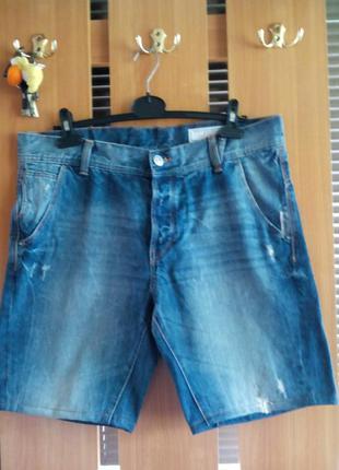 Мужские джинсовые шорты esprit