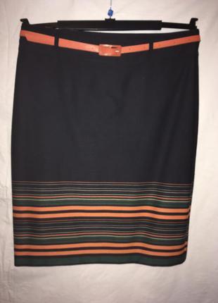 Классная стрейчевая юбка карандаш