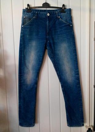 Супер мужские модные джинсы бойфренды от h&m