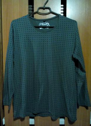 Женская футболка с длинным рукавом для дома и сна bexleys