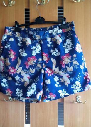 Стильные мужские шорты для купания плавки  от dressmann