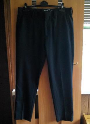 Супер женские брюки зауженные карго pull&bear