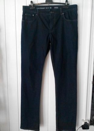 Мужские джинси большого размера