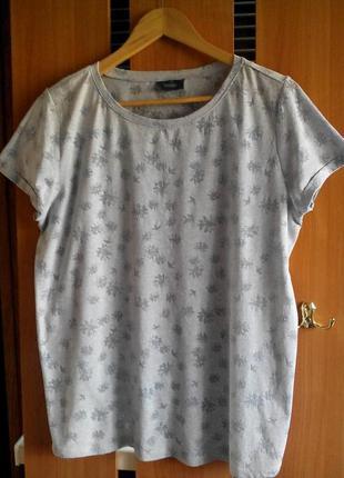 Супер футболка большого размера