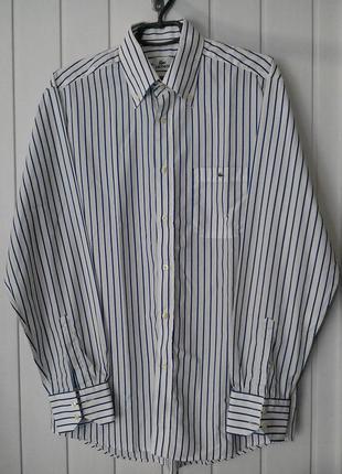 Крутая мужская рубашка оригинал lacoste