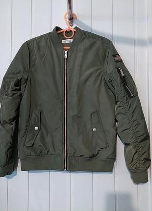 Демисезонная куртка h&m маленького размера