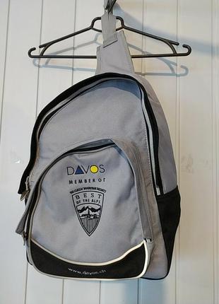Мужской рюкзак сумка через плече davos оригинал
