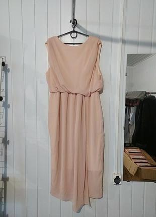 Ніжне  плаття платье большого размера