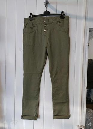Женские летние коттоновые штаны