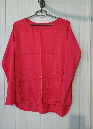 Скпер футболка с длинным рукавом блузка италия