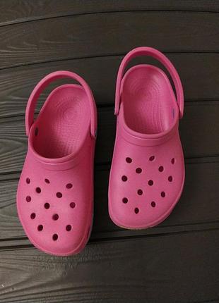 Оригинал crocs босоножки сандалии шлепанцы