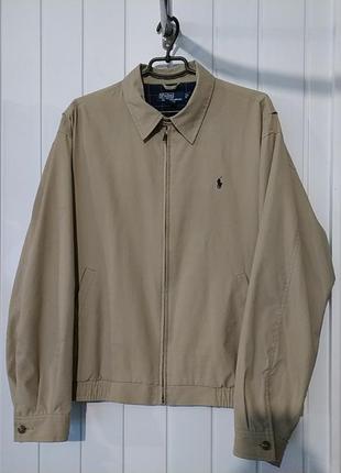 Мужская брендовая куртка оригинал pola by ralph lauren