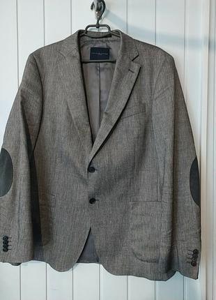 Брендовый пиджак оригинал tommy hilfiger