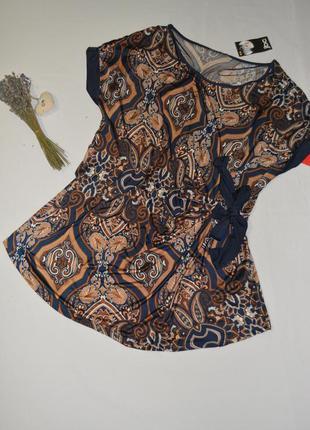 Блуза женская большого размера 60-62 jbc бельгия