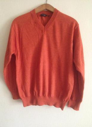 Коралловый свитер унисекс /les corps/л