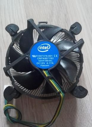 Кулер для процессоров Intel socket 115x