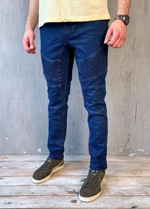 Мужские джинсы джогеры
