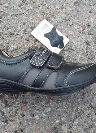 Кожаные туфли tom.m