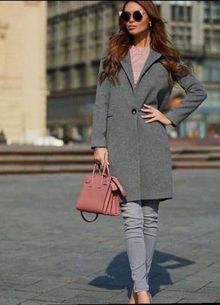 Пальто женское,кашемир