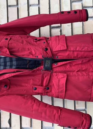 Женское зимнее пальто пуховик Wellensteyn размера XS