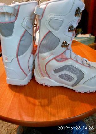Ботинки для сноуборда lamar, горнолыжные, сноубордиеские боты,...