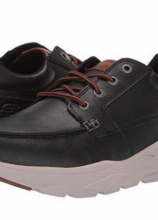 Skechers туфли кожаные оригинал 45 р.