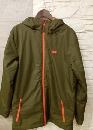 Мужская зимняя/теплая куртка/пальто termit