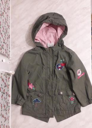 Парка, куртка на осень