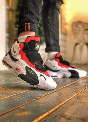 Nike speed turf university white red мужские кроссовки найк