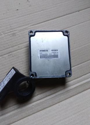 Блок управления ЭБУ 1.7DTI Opel Astra G 12212819 8973065750