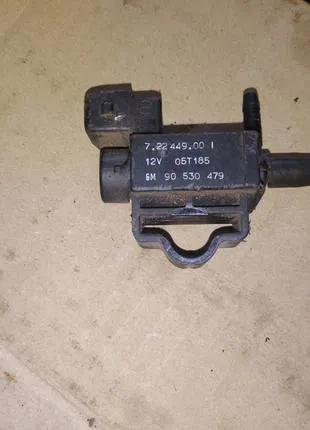 Вакуумный клапан датчик Opel Astra Zafira Vectra 90530479