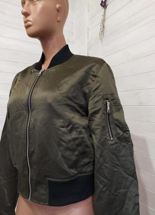 Куртка легкая,классный бомбер coolcat