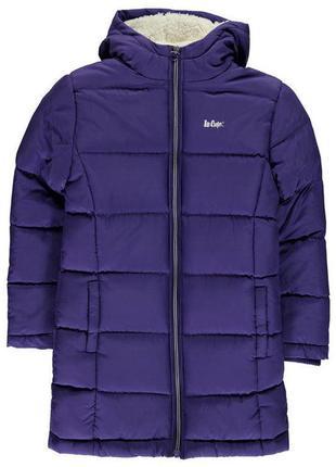 Пальто lee cooper
