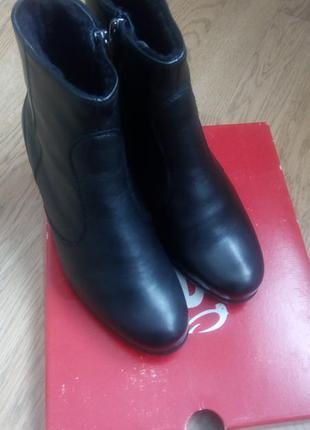 Ботинки на натуральном меху ara